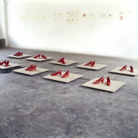 flickering shoes, 2002